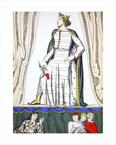 Edward II by Rosalind Thornycroft
