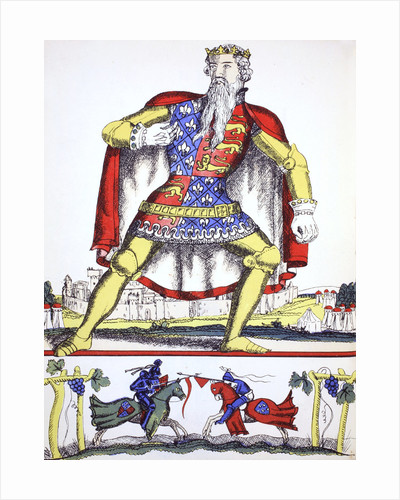 Edward III by Rosalind Thornycroft