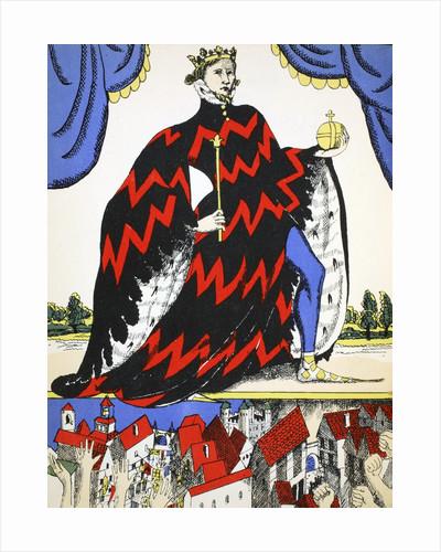Richard II by Rosalind Thornycroft
