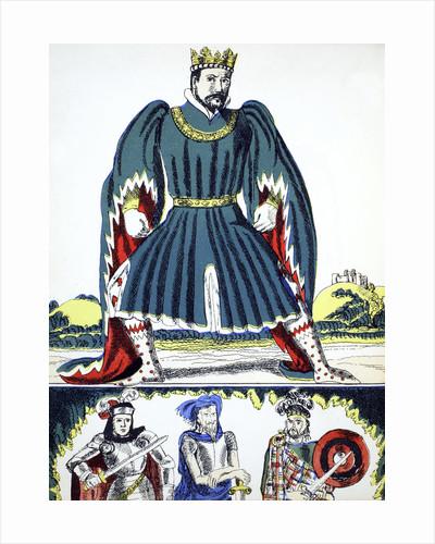 Henry IV by Rosalind Thornycroft