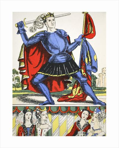 Henry V by Rosalind Thornycroft