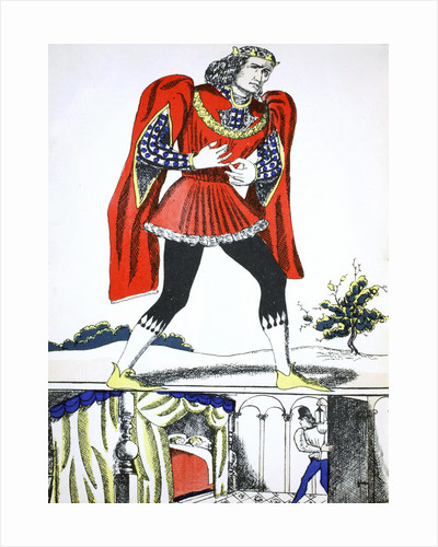 Richard III by Rosalind Thornycroft