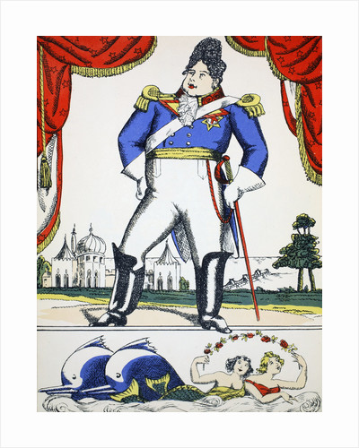 George IV by Rosalind Thornycroft