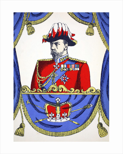 George V by Rosalind Thornycroft