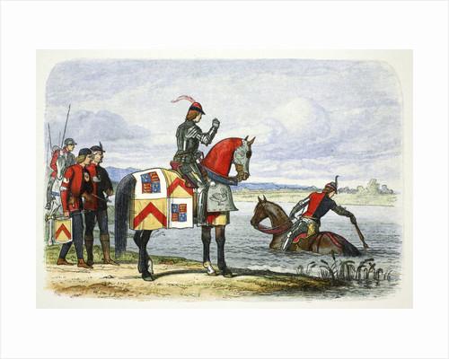 The Duke of Buckingham finds the Severn impassable by James William Edmund Doyle