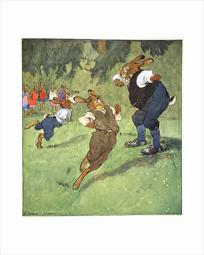 Sports lesson by Fritz Kock-Gotha