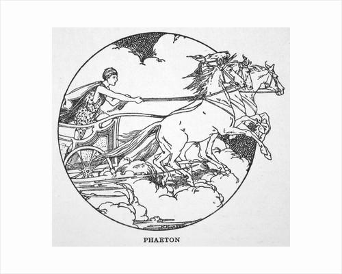 Phaeton by Anonymous