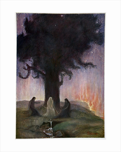 The Norns by Anonymous