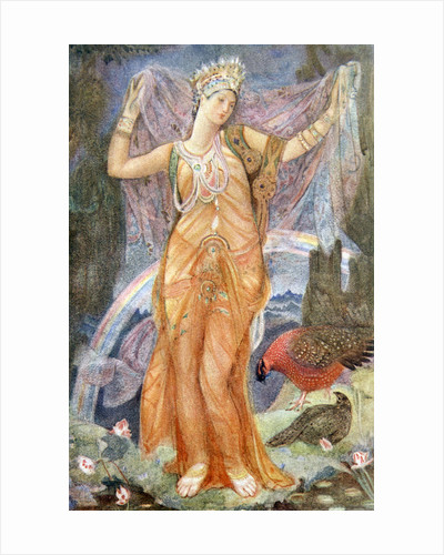 The Mother Goddess Ishtar by Evelyn Paul