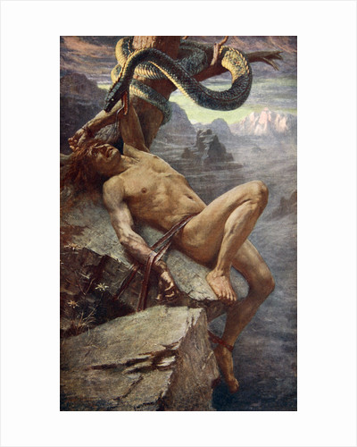 Punishment of Loke by James Doyle Penrose