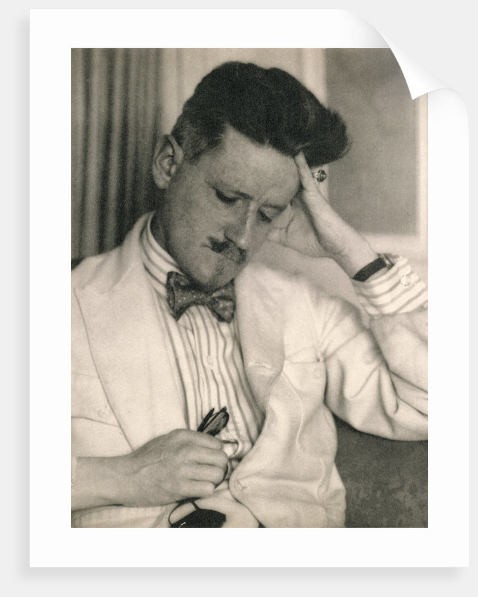James Joyce by Anonymous