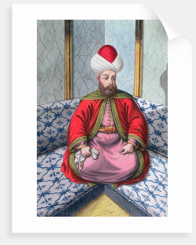 Orhan I, Ottoman Emperor by Anonymous