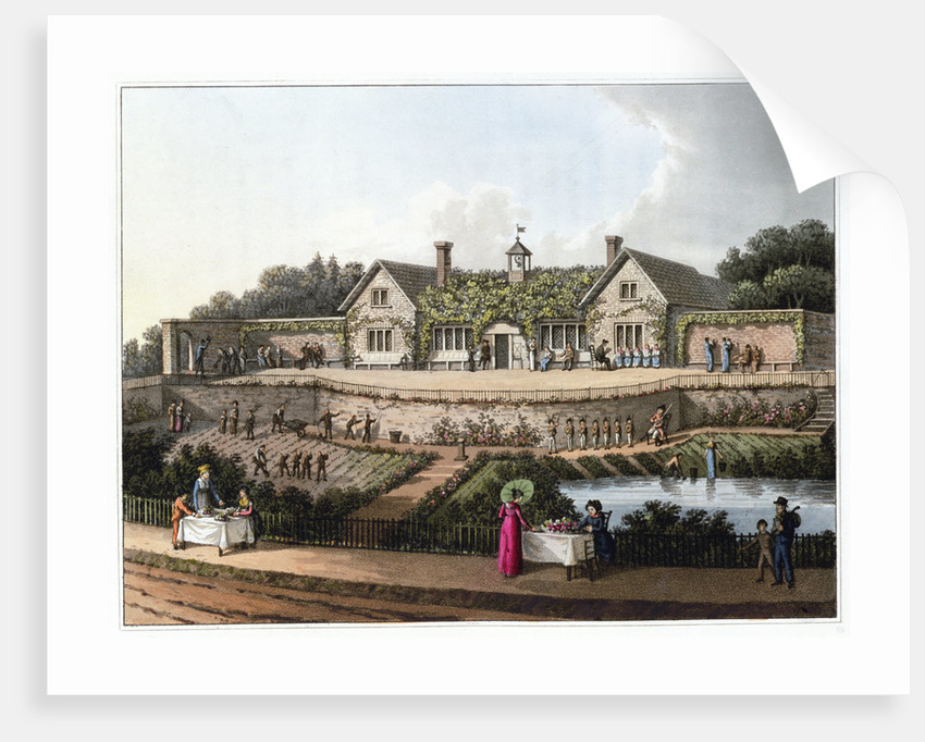 The Work House by Humphry Repton
