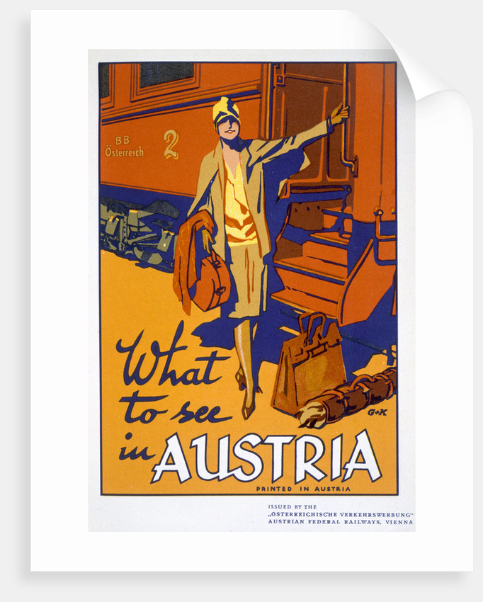 What to see in Austria by Anonymous
