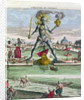 The Colossus of Rhodes by Georg Balthasar Probst
