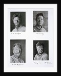 Members of Captain Scott's Antarctic expedition by Herbert Ponting