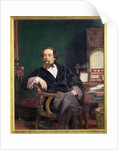 Charles Dickens by William Powell Frith