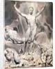 Satan Arousing the Rebel Angels by William Blake