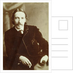 Robert Louis Stevenson, Scottish author by Anonymous