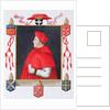 Thomas Wolsey, 16th century English cardinal and statesman by Sarah