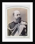 King Edward VII when Prince of Wales by Walery