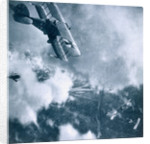 Aerial combat on the Western Front by Anonymous