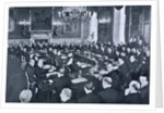 The St James's Palace Conference, London by Anonymous