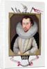 Sir Martin Frobisher, 16th century English navigator by Sarah