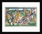 1 Kings 15:16: War between Asa and Baasha by Anonymous