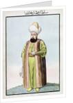 Osman I, Ottoman Emperor by John Young