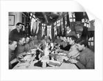 Captain Scott's last Birthday Dinner by Herbert Ponting