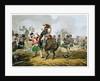 Battle of Waterloo by Matthew Dubourg