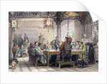 Dinner Party at a Mandarin's House by G Patterson