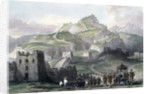 The Great Wall of China by Thomas Allom