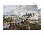 The Battle of Rovereto by Jean Duplessis-Bertaux