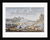 The Battle of Mount Tabor by Louis Francois Couche