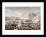 The Battle of Friedland by Francois Pigeot