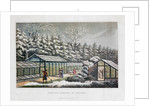 Forcing Garden in Winter by Humphry Repton
