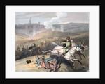 Battle of Vitoria by T Fielding