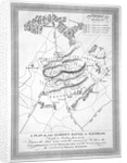 A Plan of the Glorious Battle of Waterloo by Anonymous