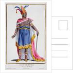 Montezuma, last Emperor of the Aztecs by Pierre Duflos