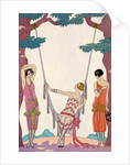 Summer by Georges Barbier