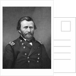 Ulysses S Grant by Robert E Whitechurch