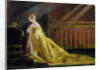 Queen Victoria in her Coronation Robe by Charles Robert Leslie