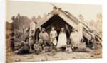 Maori family by Anonymous