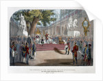 The opening by Queen Victoria of the Industrial Palace in Hyde Park by Anonymous