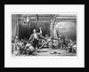 Chinese opium smokers by Thomas Allom
