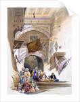 Gateway of a Bazaar by A Margaretta Burr