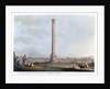 Pompey's Pillar by Thomas Milton