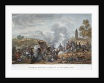 The Battle of Occana by Francois Pigeot